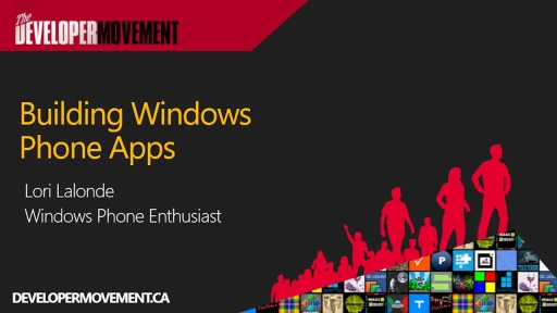 Building Windows Phone Apps