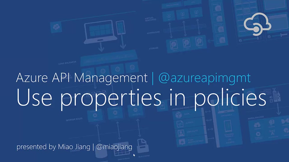 Use Properties in Policies