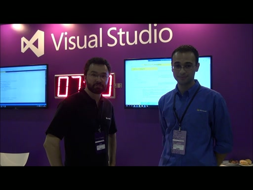 Visual Studio 2015 no Microsoft Insights powered by TechEd