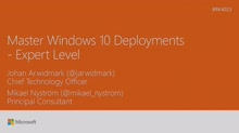 Master Windows 10 Deployments – Expert Level