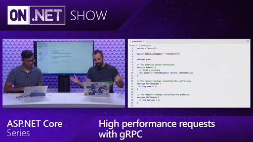 ASP.NET Core Series: High performance requests with gRPC
