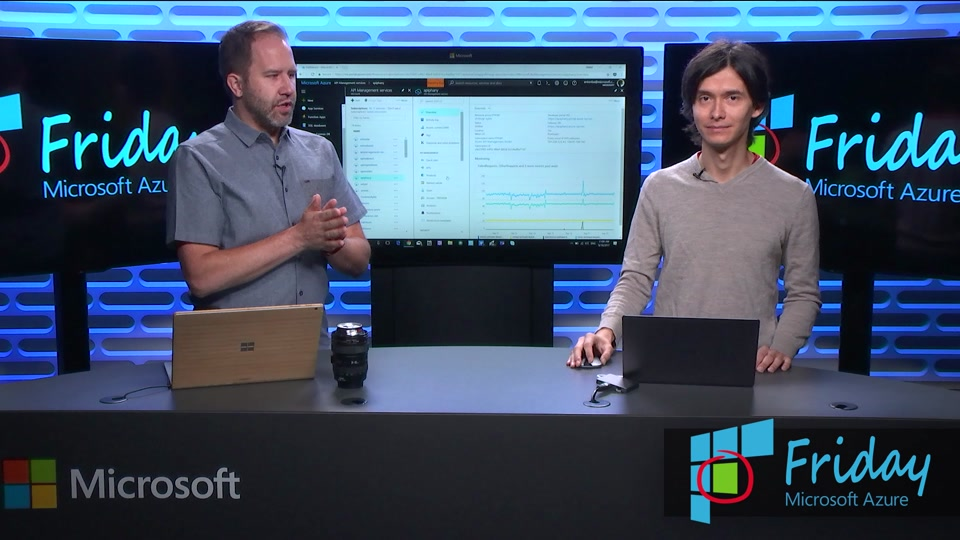 Azure API Management: New Admin UI and Mocks