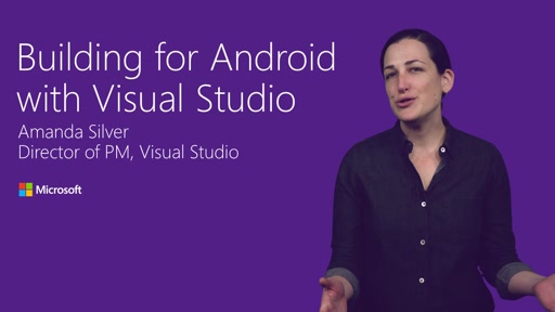 Building apps for Android with Visual Studio