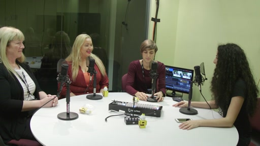 Interview with Karen Payne, Naomi Moneypenny and Edwige Seminara during the #MVPSummit