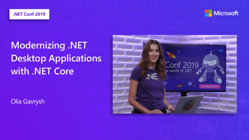 Modernizing .NET Desktop Applications with .NET Core