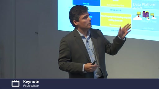 Keynote Data Platform Airlift with Paulo Mena