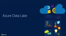 Machine Learning and Analytics: Data Lake Analytics