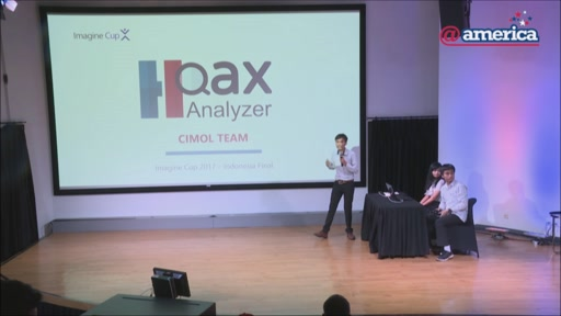 Cimol - Hoax Analyzer