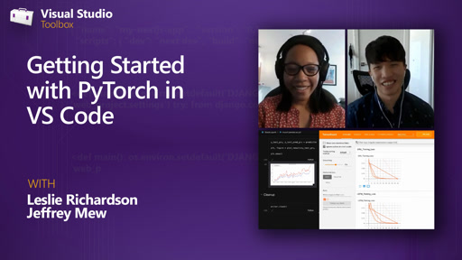 Getting Started with PyTorch in VS Code