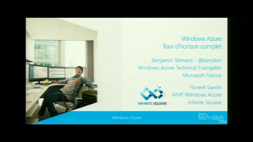 Windows Azure, tour d'horizon complet, service par service