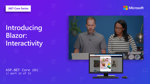 ASP.NET - Introducing Blazor: Interactivity [12 of 13]