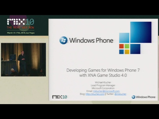 Building Windows Phone Games