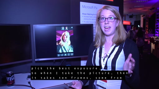 Tech Showcase: Microsoft Pix