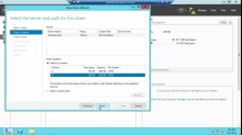 DEMO: Enabling Hyper-V over SMB