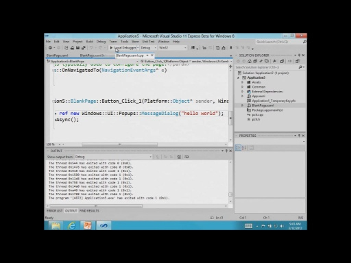 Windows 8 Camp: Introduction to Building Metro Apps - Windows 8 Platform for Apps