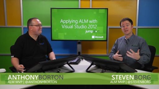 Applying ALM with Visual Studio 2012: (04) Define a Software Iteration