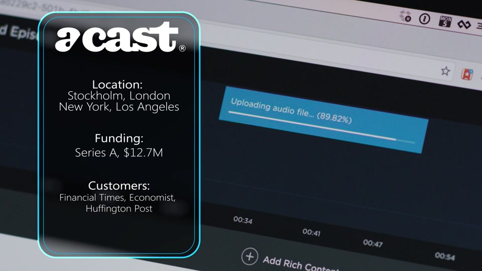 Acast unlocks the hidden potential of podcasting for listeners, creators, and advertisers
