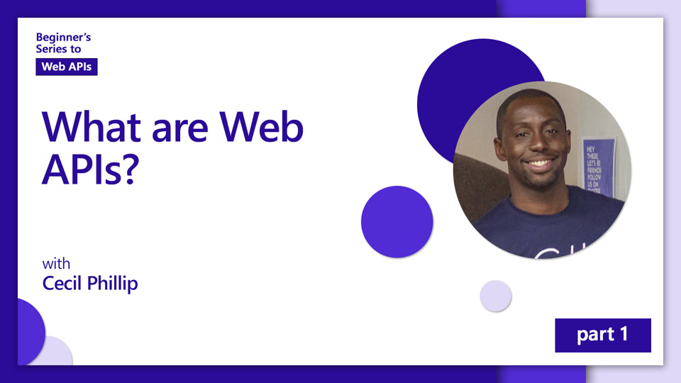 What are Web APIs? [1 of 18] | Beginner's Series to: Web APIs