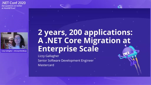 2 years, 200 applications: A .NET Core Migration at Enterprise Scale