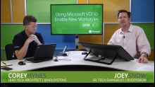 Using Microsoft VDI to Enable New Workstyles: (01) Introduction to Desktop Virtualization
