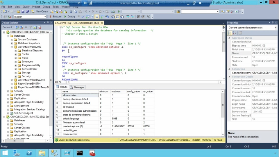 Sql server 2014 essentials for oracle dbas 02 instance for Oracle cc b architecture