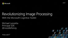 Revolutionizing Image Processing with Cognitive Toolkit