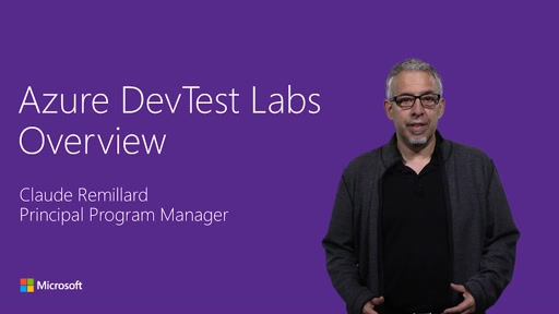 Azure DevTest Labs Overview
