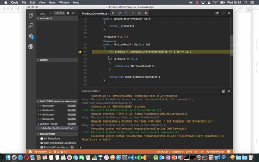 Developers' Home, Teil 2 - ASP.NET & Visual Studio Code auf Mac & Linux