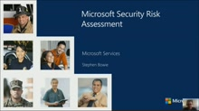 Taste of Premier: Microsoft Security Risk Assessment  - How to Optimize Your IT Security Program