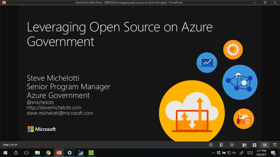 Leveraging Open Source on Azure Government