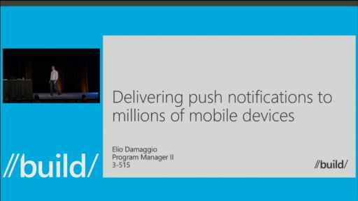 Delivering Push Notifications to Millions of Mobile Devices