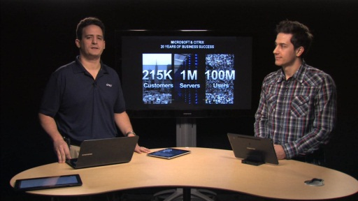 Edge Show 18 - Virtual desktops and apps on any device