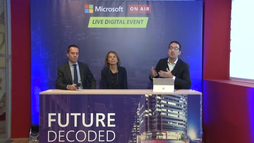 #FutureDecoded - Canale Business - In Cloud we trust. Sicurezza, privacy, trasparenza e conformità