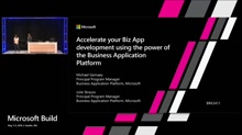 Accelerate your SaaS App development using the power of the Business Application Platform