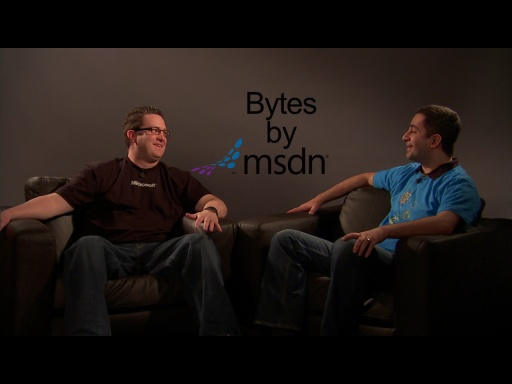 Bytes by MSDN: Ziad Ismail and Clark Sell discuss IE9