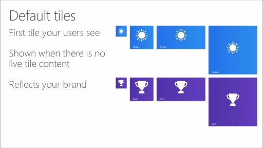 Windows 8.1 UX Design: (10) Start, Tiles, Notifications, and Lock Screen