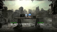 Razer Blade Stealth Ultrabook that Transforms into a Desktop Experience