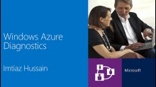 Introduction to Microsoft Azure Diagnostics