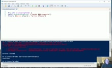 PowerShell 5 - Non-Terminating Errors