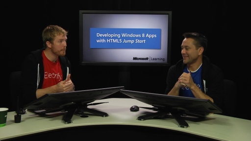 Developing Windows Store Apps with HTML5 Jump Start: (02b) Developing Windows Store Apps, Part 2