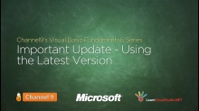 Visual Basic Fundamentals Important Update!