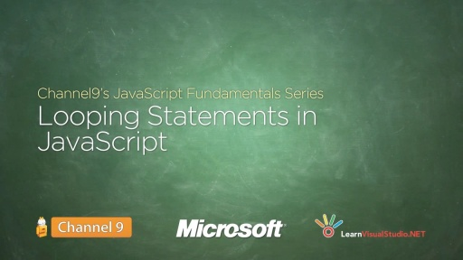 Looping Statements in JavaScript - 09