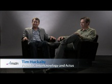 Bytes by MSDN: Scott Stanfield and Tim Huckaby discuss HTML5