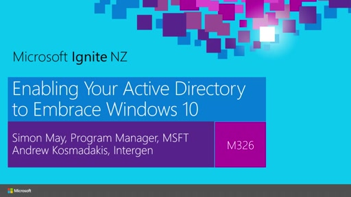 Enabling Your Active Directory to Embrace Windows 10