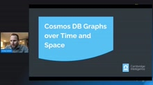 Visualizing Cosmos DB Graph Data Over Time and Space