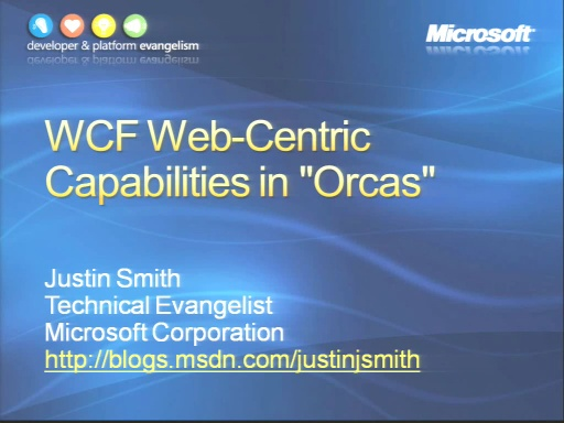VS2008 Training Kit: Web Programming with WCF
