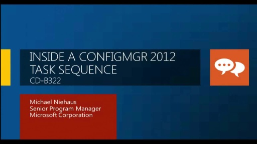 Inside a Configuration Manager 2012 Task Sequence