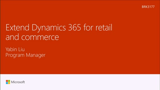 Extend Dynamics AX for retail and commerce