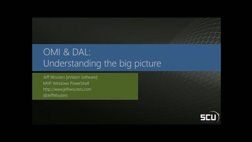 OMI and DAL – Understanding the big picture