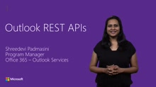 Outlook REST APIs
